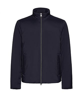 Geox Ariam Quilted Shirt Jacket