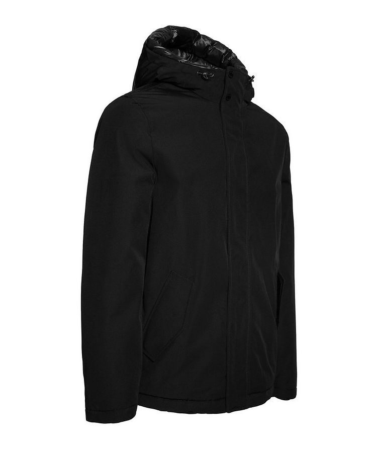 Avery Quilted Hooded Parka image 1