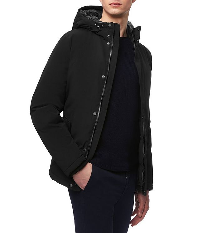 Avery Quilted Hooded Parka picture 5
