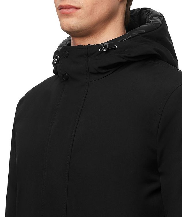 Avery Quilted Hooded Parka picture 9