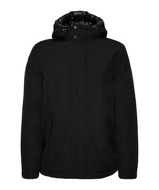 Geox Avery Quilted Hooded Parka