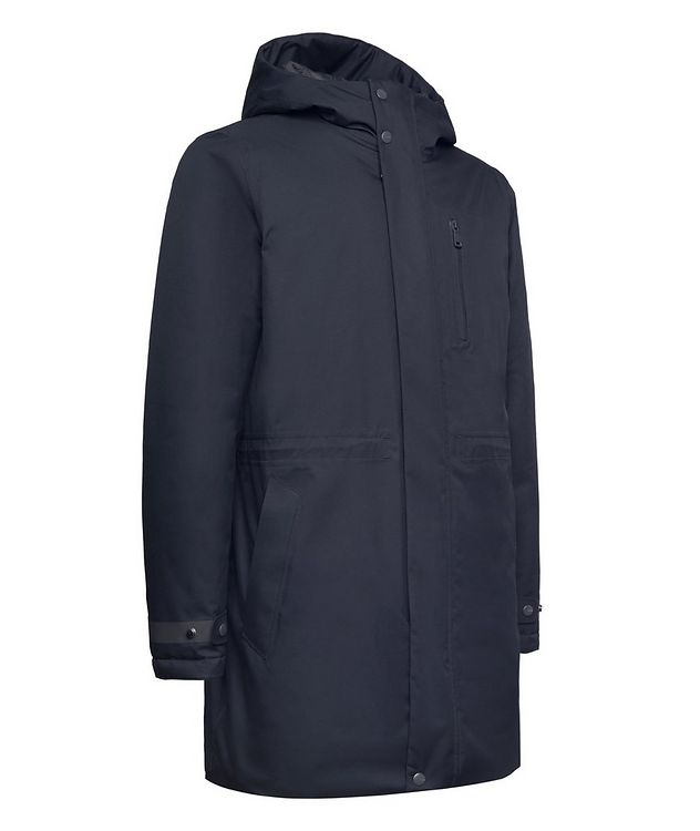 Clintford Hooded Long Parka picture 2