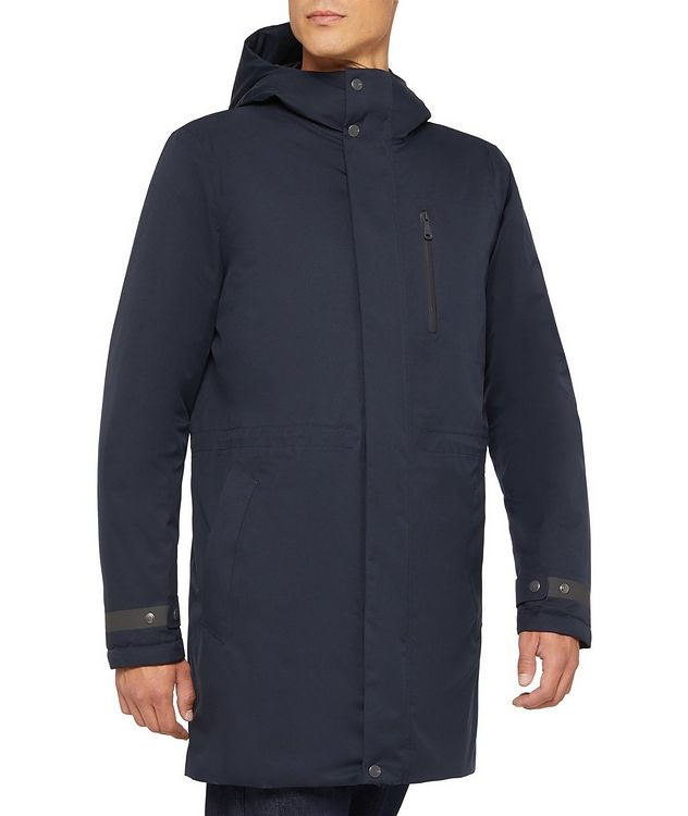 Clintford Hooded Long Parka picture 4