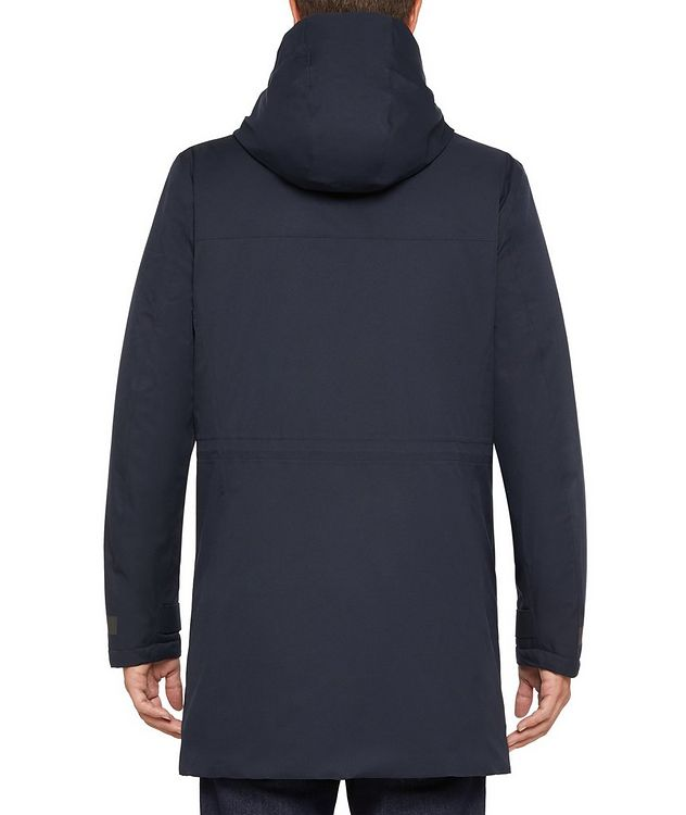 Clintford Hooded Long Parka picture 5