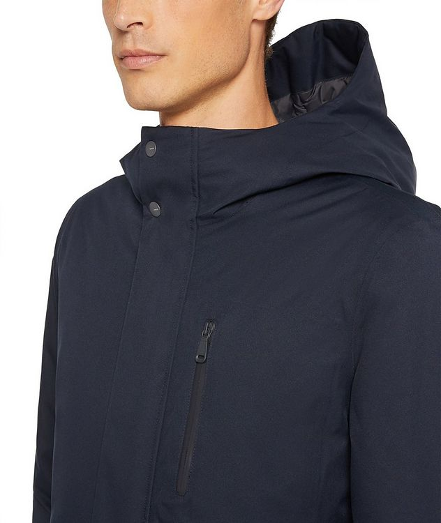 Clintford Hooded Long Parka picture 7