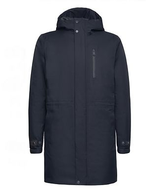 Geox Clintford Hooded Long Parka