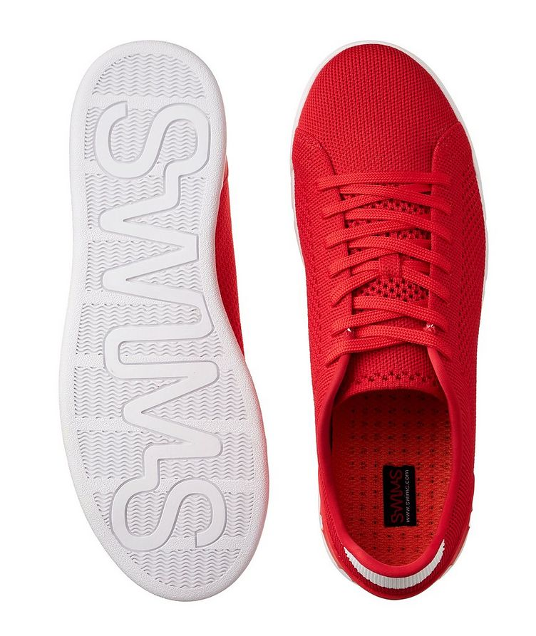 Knit Low-Top Sneakers image 2