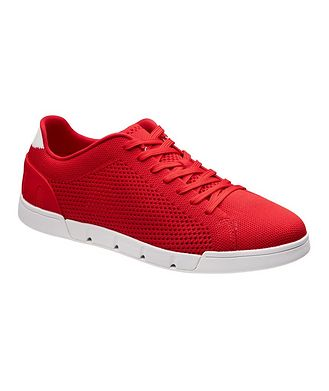 Swims Knit Low-Top Sneakers