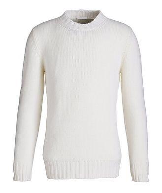 04651/ A TRIP IN A BAG Cashmere Knit Sweater