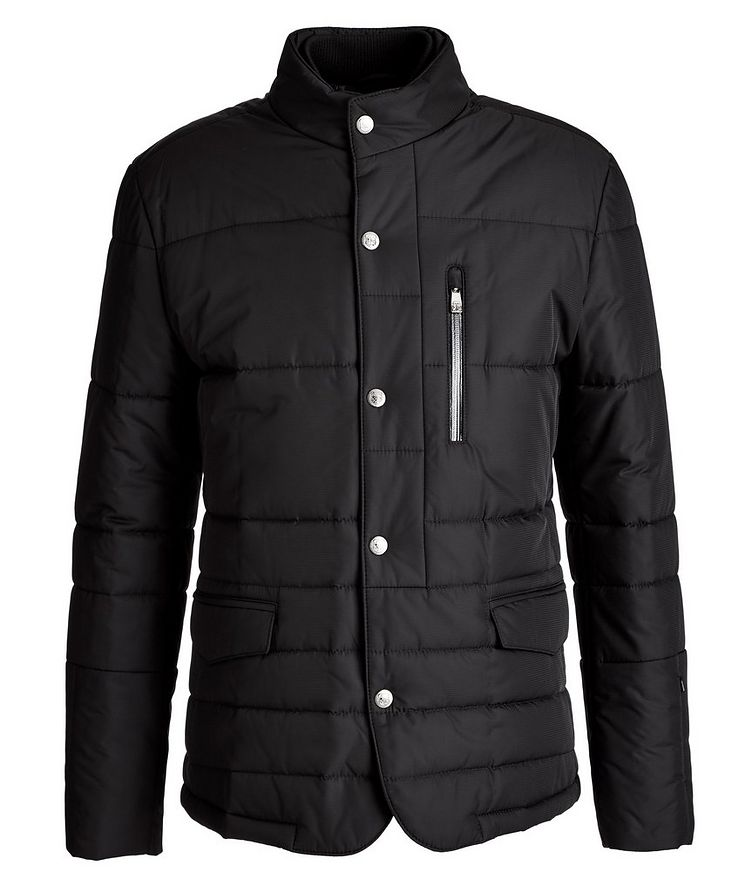 Water-Resistant Insulated Sports Jacket image 0