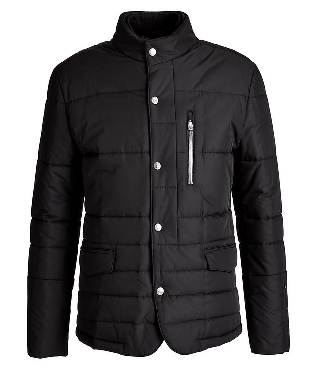Water-Resistant Insulated Sports Jacket picture 1