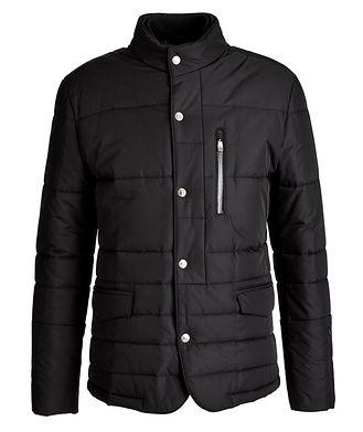 Corneliani Water-Resistant Insulated Sports Jacket