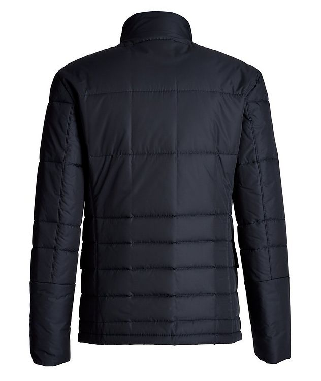 Water-Resistant Insulated Sports Jacket picture 3
