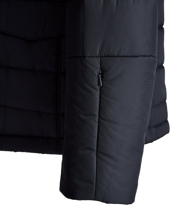 Water-Resistant Insulated Sports Jacket picture 4