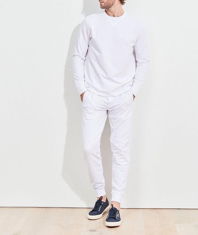 Stretch-Pima Cotton Sweatshirt image 4