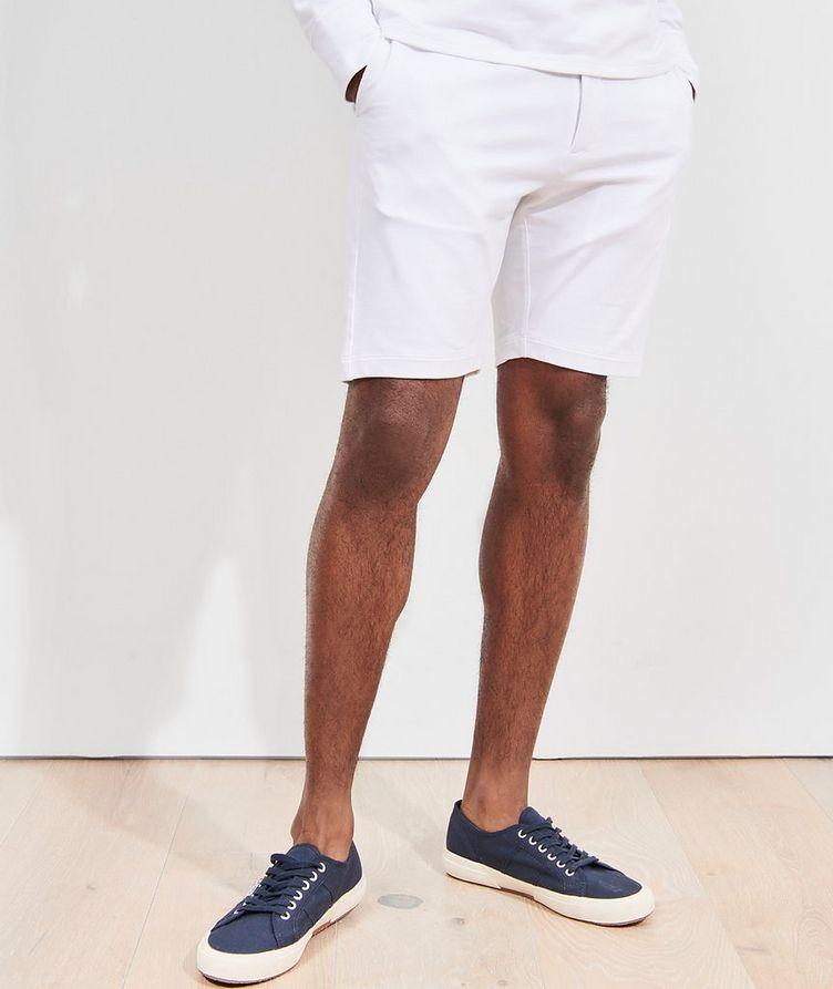 Stretch-Pima Cotton Shorts image 1