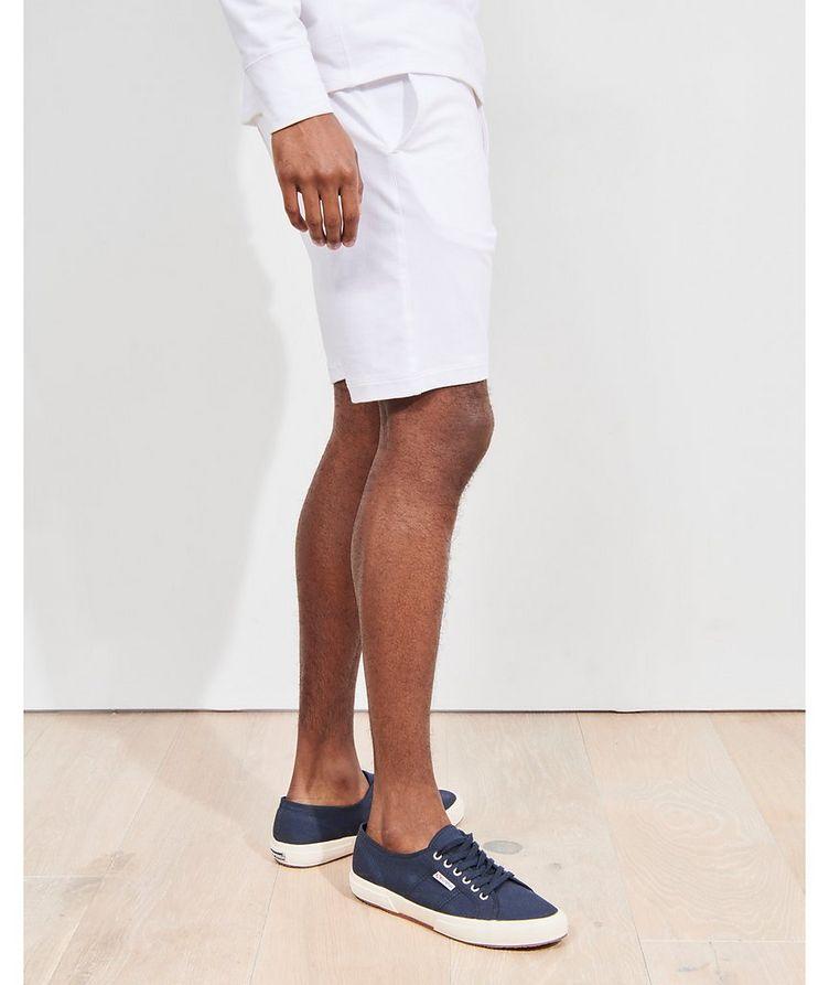 Stretch-Pima Cotton Shorts image 2