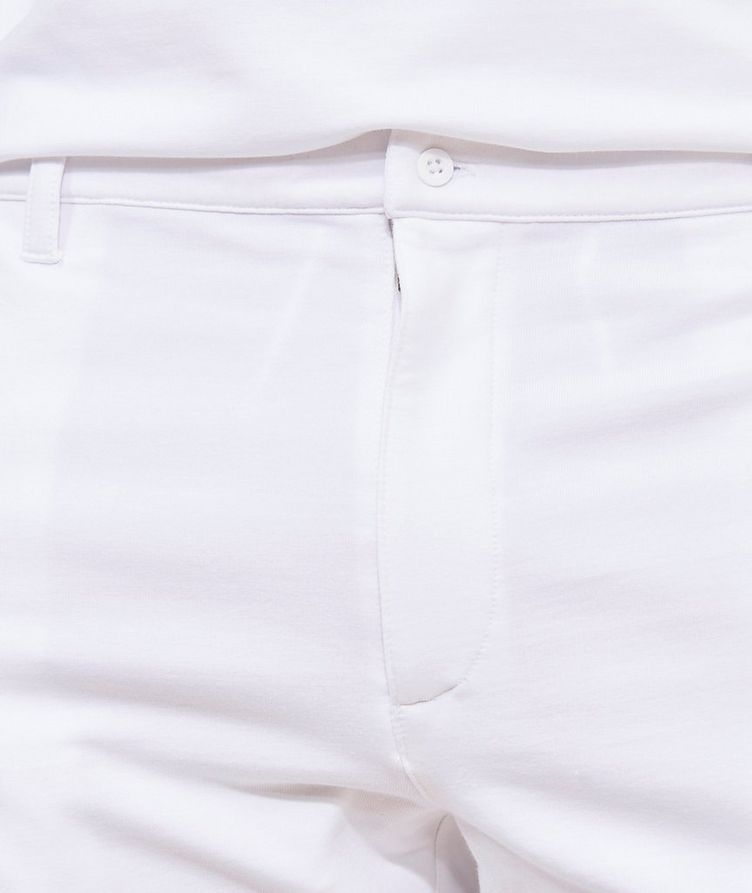 Stretch-Pima Cotton Shorts image 7