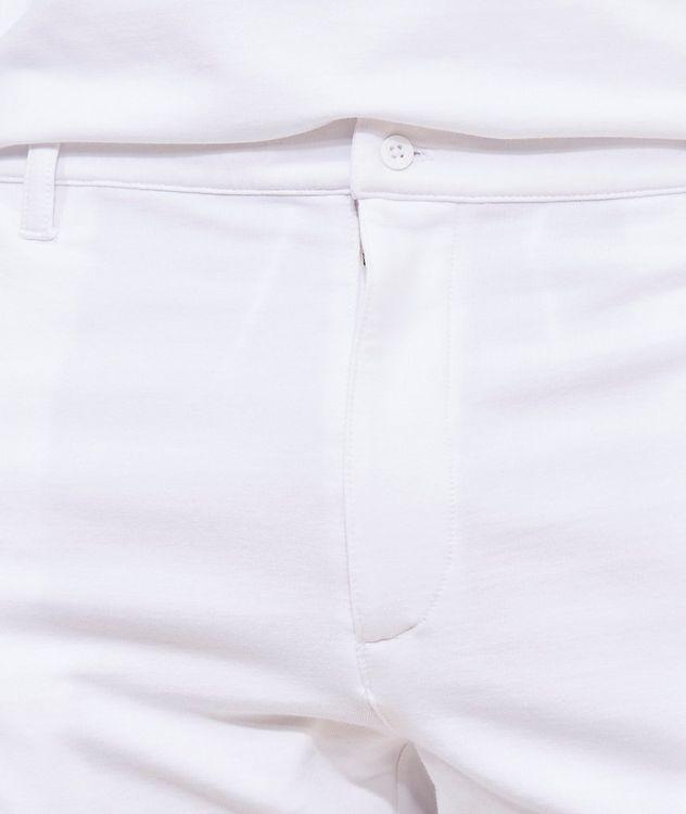 Stretch-Pima Cotton Shorts picture 8
