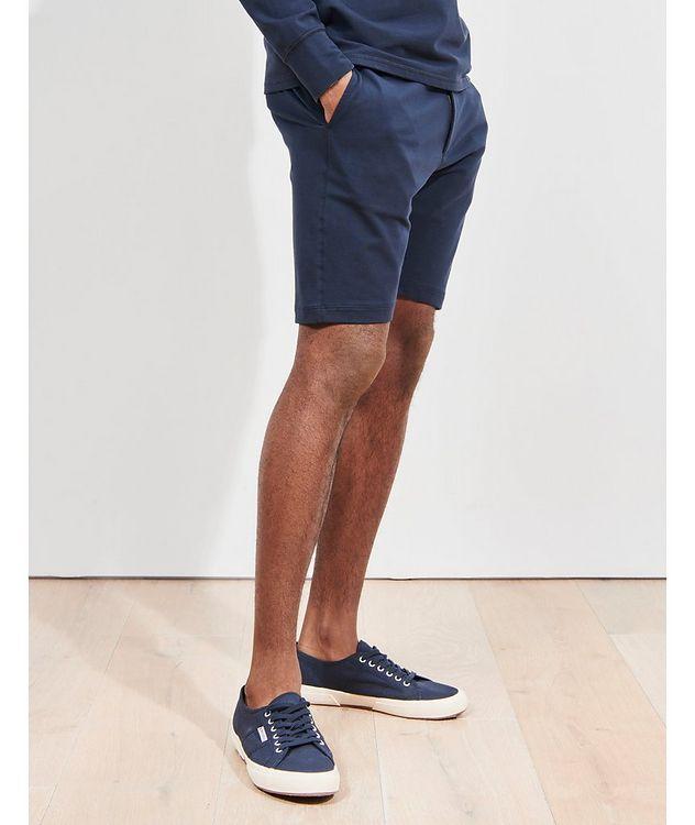 Stretch-Pima Cotton Shorts picture 4