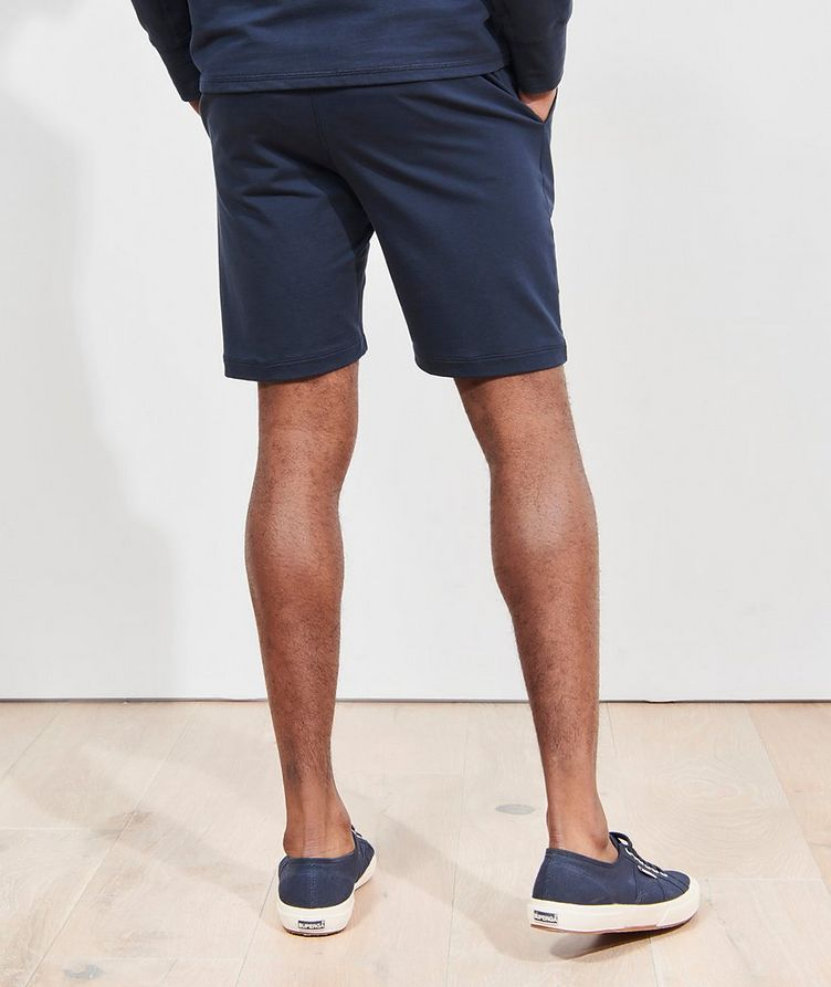 Stretch-Pima Cotton Shorts image 4