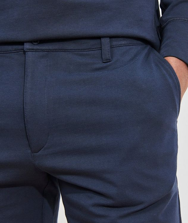 Stretch-Pima Cotton Shorts picture 6