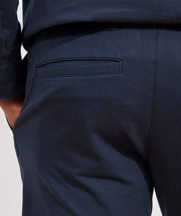 Stretch-Pima Cotton Shorts image 6