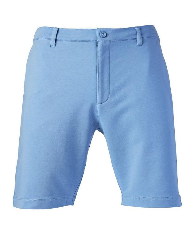 Stretch-Pima Cotton Shorts picture 1