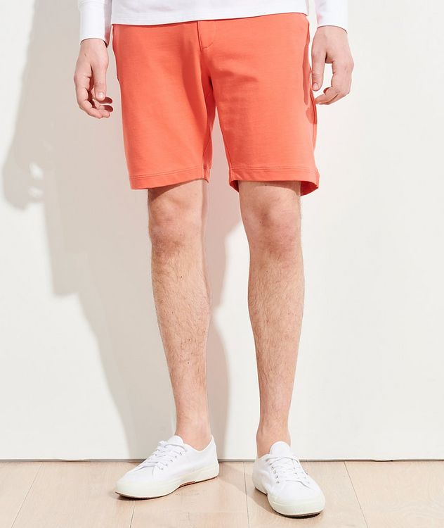 Stretch-Pima Cotton Shorts picture 2