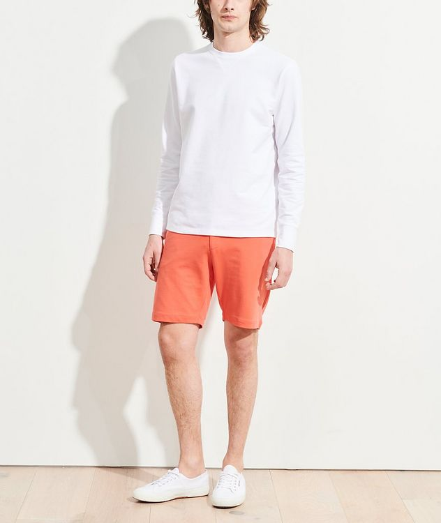 Stretch-Pima Cotton Shorts picture 7