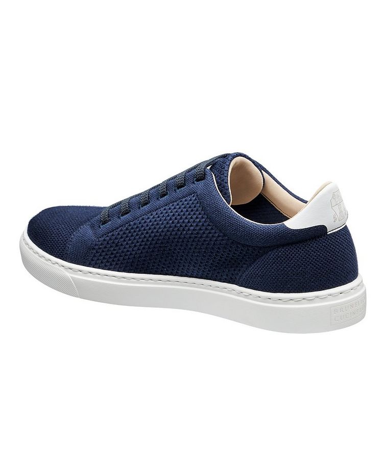 Knit Sneakers image 1