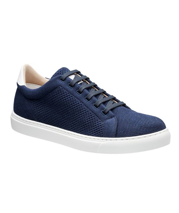 Knit Sneakers image 0
