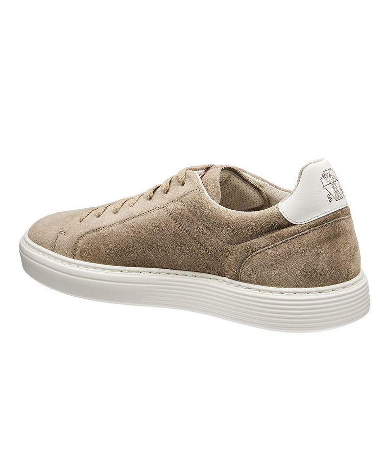 Suede Sneakers image 1