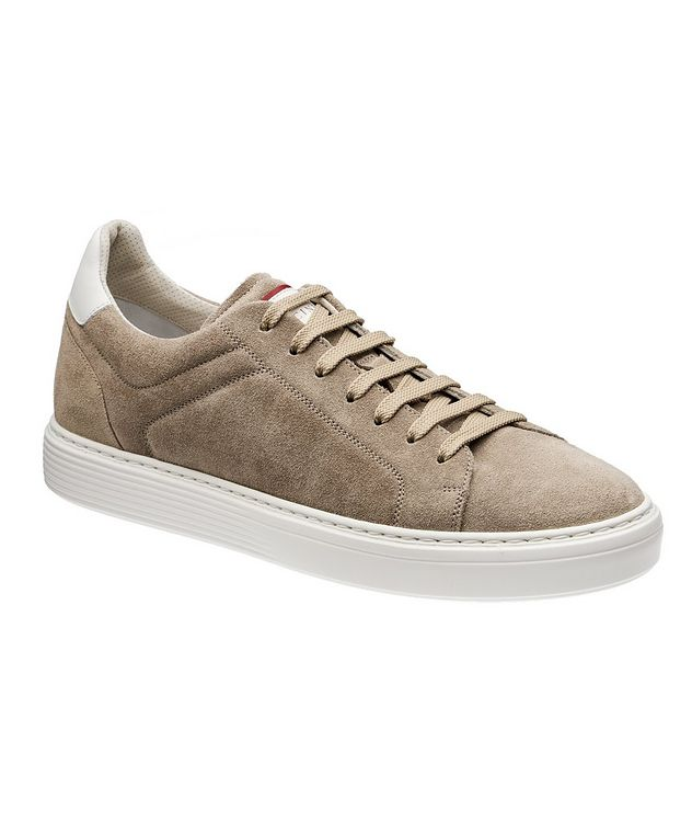 Suede Sneakers picture 1