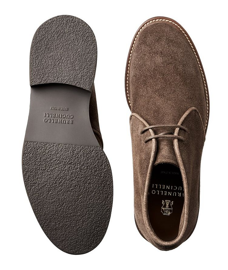 Suede Desert Boots image 2