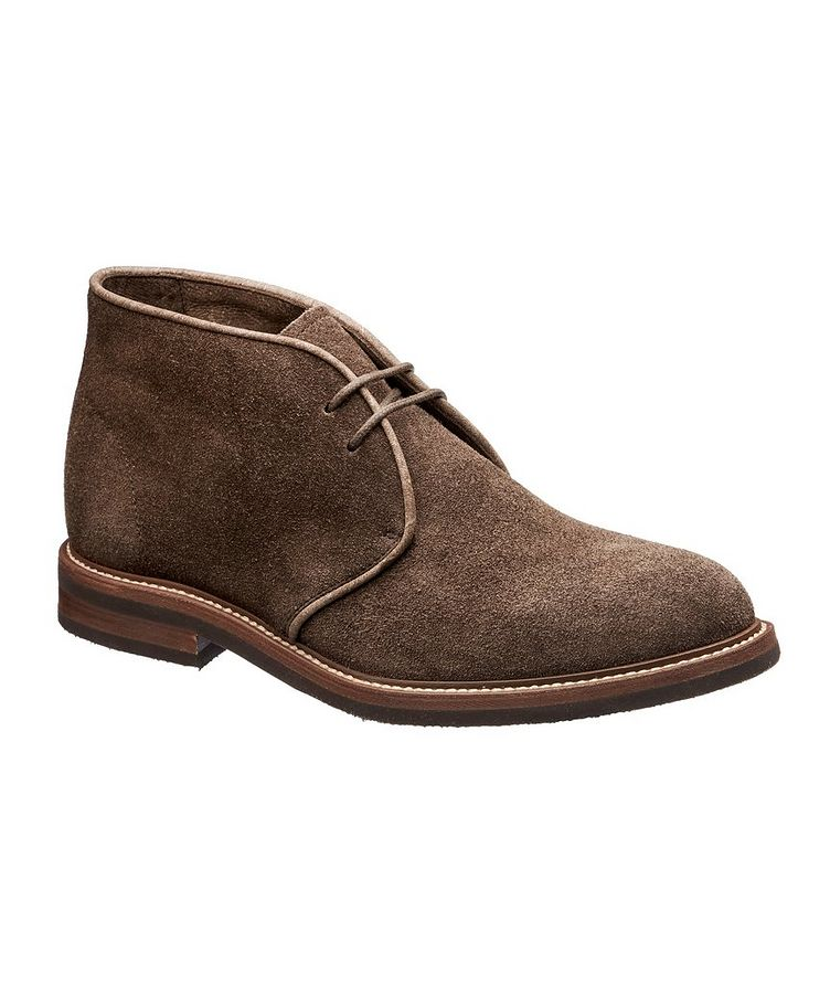 Suede Desert Boots image 0