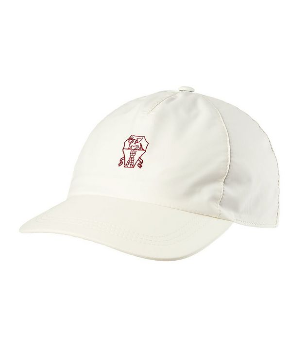 Nylon Baseball Cap picture 1