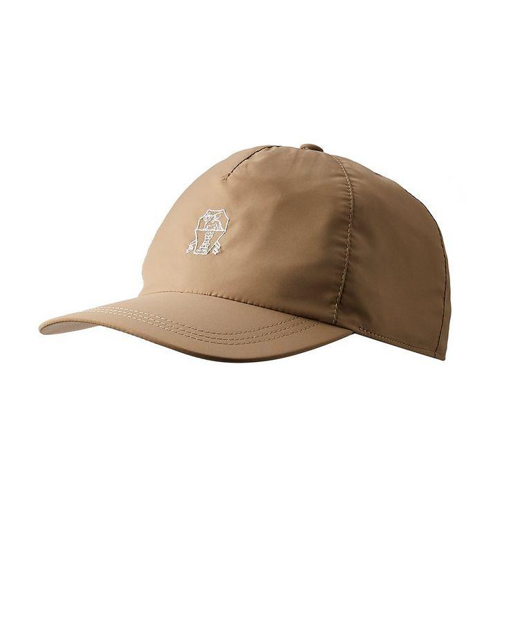 Nylon Baseball Cap image 0