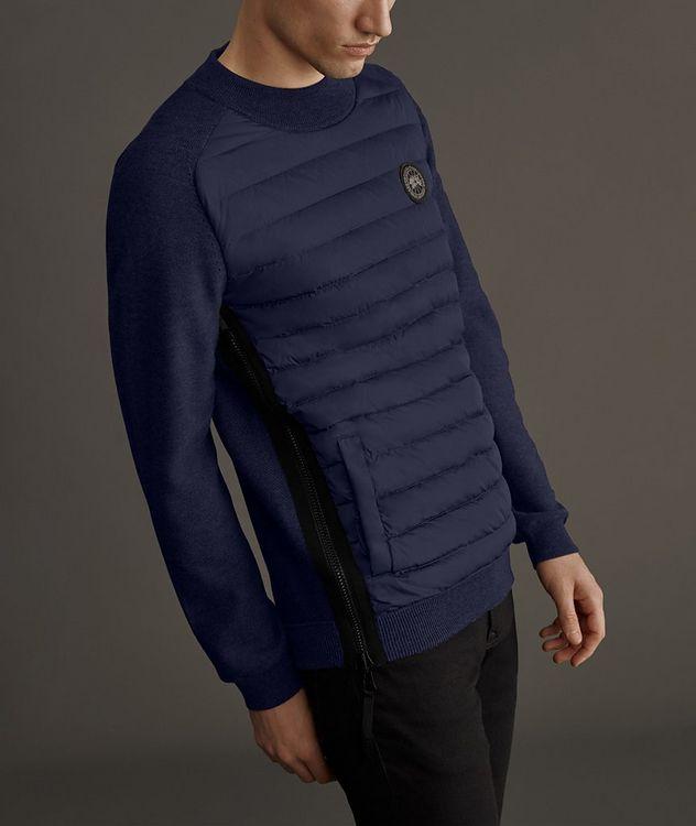 Hybridge Reversible Sweater picture 5