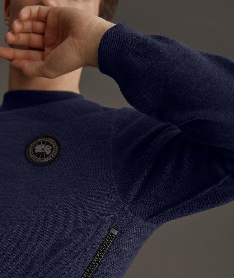Hybridge Reversible Sweater image 5