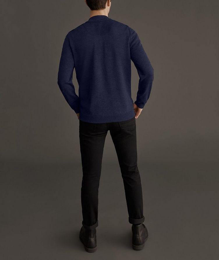 Hybridge Reversible Sweater image 6