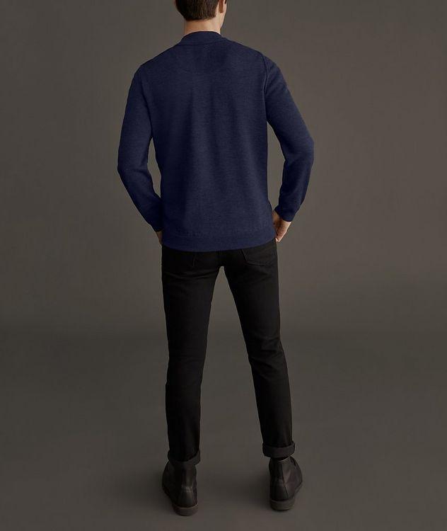 Hybridge Reversible Sweater picture 7