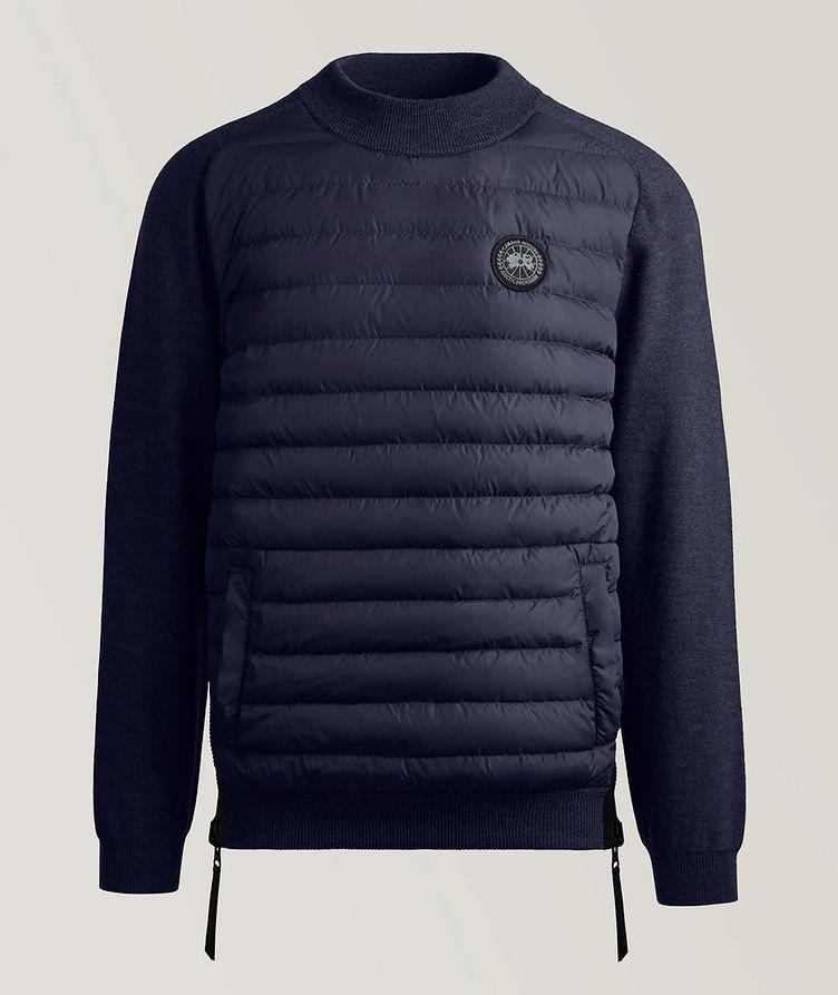 Hybridge Reversible Sweater image 0