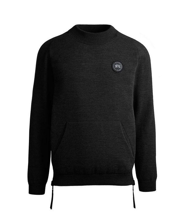 Hybridge Reversible Sweater picture 2