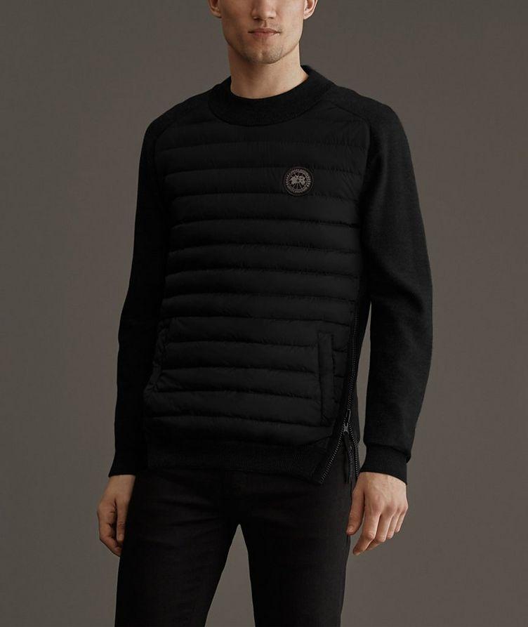 Hybridge Reversible Sweater image 2