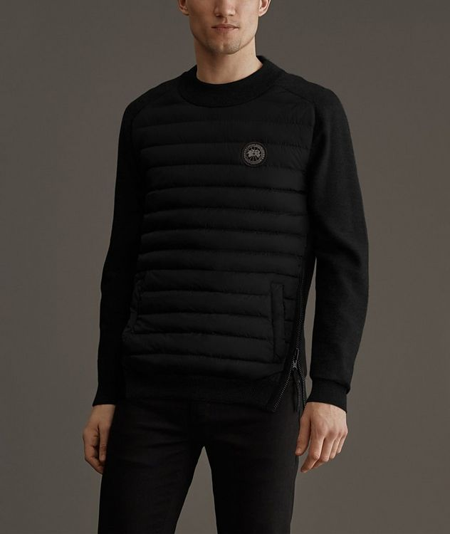 Hybridge Reversible Sweater picture 3