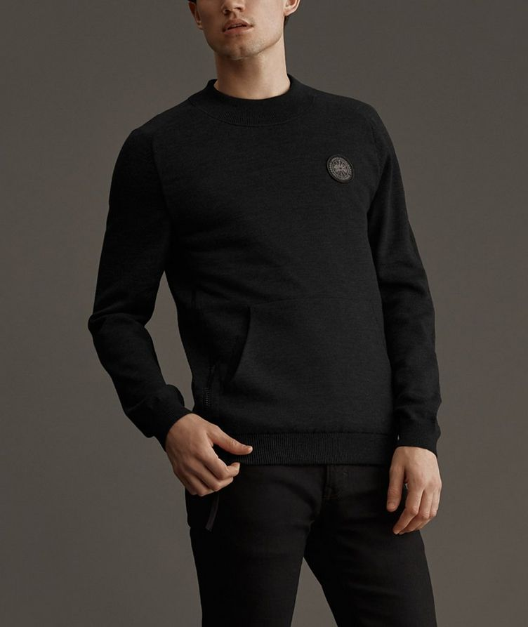 Hybridge Reversible Sweater image 3