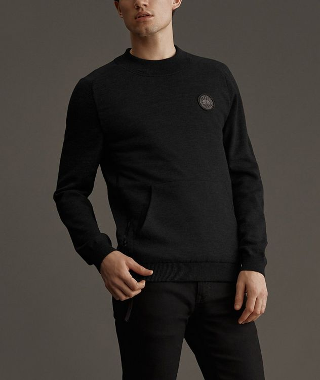 Hybridge Reversible Sweater picture 4