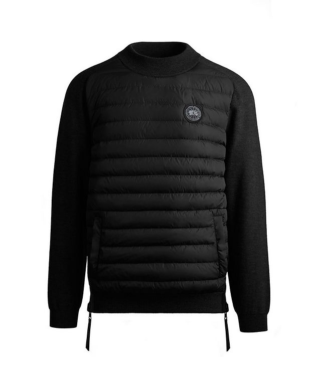 Hybridge Reversible Sweater picture 1