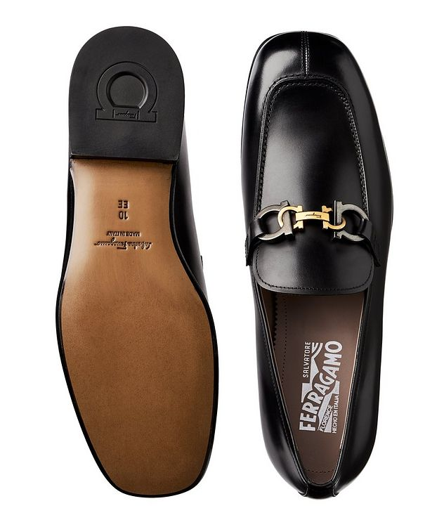 Park Calfskin Loafers picture 3